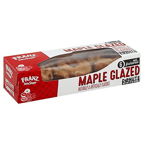 Franz Donuts Maple - 12 Oz
