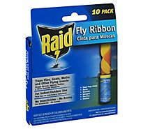 Raid Fly Ribbon - 10 Count