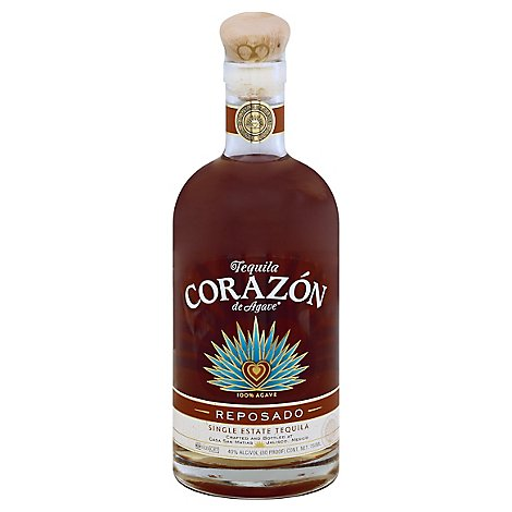 Corazon Tequila Reposado - 750 Ml