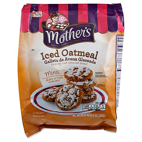 Mothers Iced Oatmeal Bag - 12 Oz