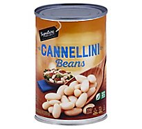 Signature SELECT Beans Cannellini - 15.5 Oz