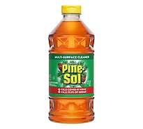 Pine-Sol Multi-Surface Cleaner & Deodorizer Original - 40 Fl. Oz.