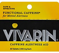 Vivarin Tablets - 40 Count