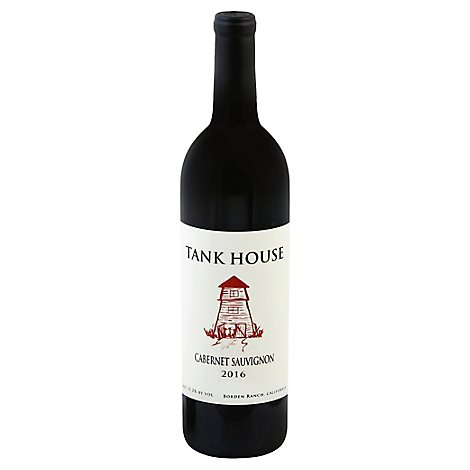 Tank House Cabernet Sauvignon Wine - 750 Ml