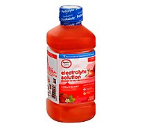 Signature Care Electrolyte Solution For Kids & Adults Strawberry - 1 Liter