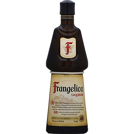 Frangelico Liqueur Hazelnut Flavor 40 Proof - 750 Ml