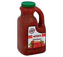 Herdez Salsa Casera Medium Gallon - 70 Oz