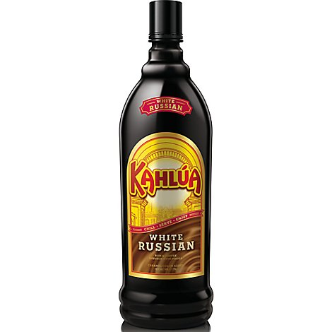 Kahlua White Russian Ready To Drink - 1.75 Liter