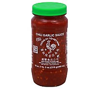 Huy Fong Chili Sauce Vietnam Garlic - 18 Oz