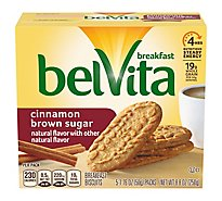 belVita Breakfast Biscuits Cinnamon Brown Sugar - 5-1.76 Oz