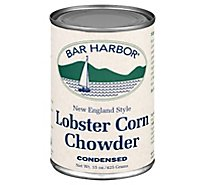 Bar Harbor Chowder Condensed Lobster Corn New England Style - 15 Oz