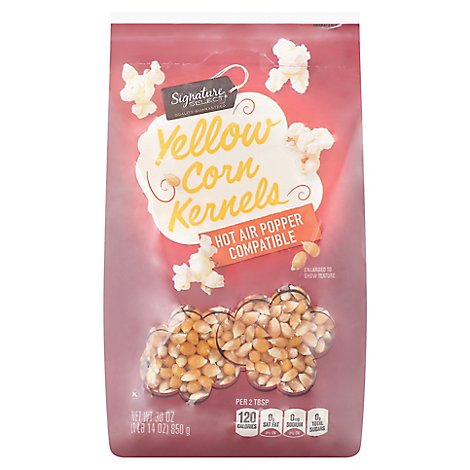Signature SELECT Corn Kernels Yellow - 30 Oz
