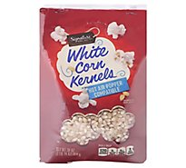 Signature SELECT Corn Kernels White - 30 Oz