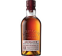 Aberlour Whisky Highland Single Malt Scotch 80 Proof - 750 Ml