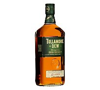 Tullamore DEW Whisky Irish 80 Proof - 750 Ml