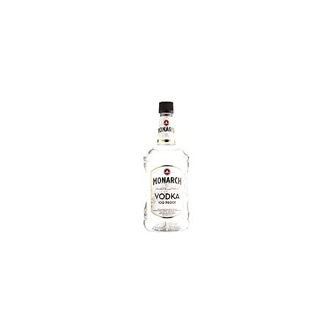 Monarch Vodka 100 Proof - 1.75 Liter