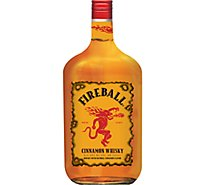 Fireball Cinnamon Whisky 66 Proof - 1.75 Liter
