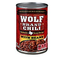 Wolf Brand Chili With Beans Original - 15 Oz