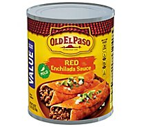 Old El Paso Sauce Enchilada Red Mild Value Size Can - 28 Oz