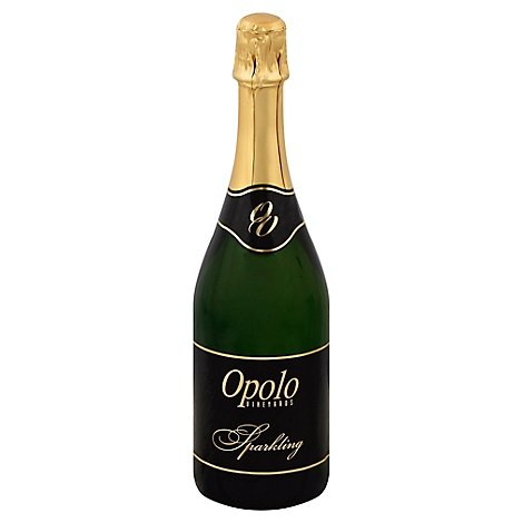 Opolo Vineyards Wine Sparkling Wine California - 750 Ml