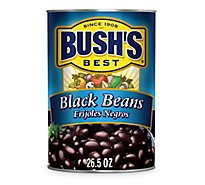 BUSHS BEST Beans Black Can - 26.5 Oz