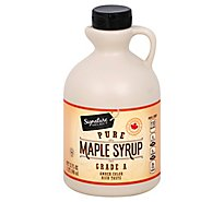 Signature SELECT Syrup 100% Pure Maple - 32 Fl. Oz.