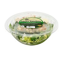 Ready Pac Dinner Solutions Salad Caesar Prepacked - 11.5 Oz