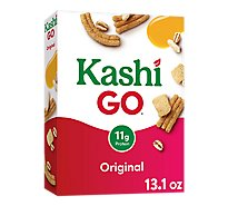 Kashi GO Breakfast Cereal Original - 13.1 Oz