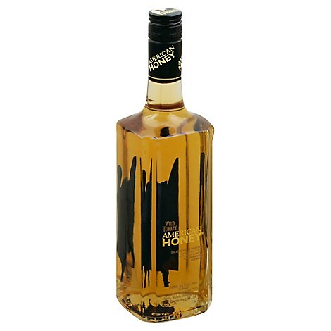 Wild Turkey Liqueur American Honey 71 Proof - 750 Ml
