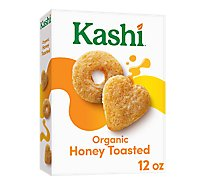 Kashi Breakfast Cereal Honey Toasted - 12 Oz