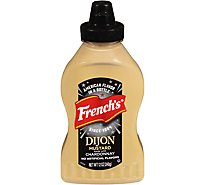 Frenchs Mustard Dijon With Chardonnay - 12 Oz