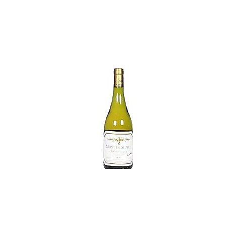 Montes Alpha Chardonnay Wine - 750 Ml