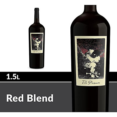 The Prisoner Wine Red Blend Napa Valley - 1.5 Liter