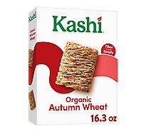 Kashi Cereal Organic Promise Autumn Wheat - 16.3 Oz