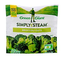 Green Giant Steamers Broccoli Cuts - 12 Oz