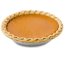 Fresh Baked Pumpkin Pie 11 Inch - Each