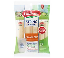 Galbani Provolone String Cheese - 12 Oz