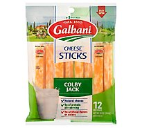 Galbani Colby Jack Sticks - 10 Oz