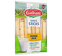Galbani Pepper Jack Cheese Sticks - 10 Oz