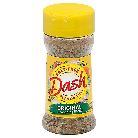 Dash Seasoning Blend Original - 2.5 Oz