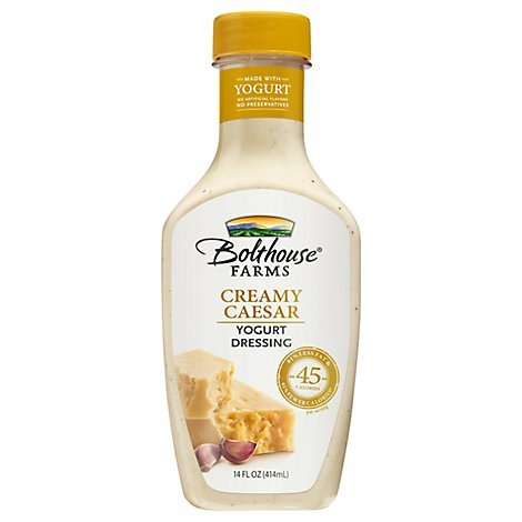 Bolthouse Farms Yogurt Dressing Caesar Yogurt Dressing - 14 Fl. Oz.
