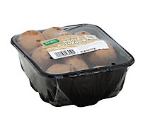 Signature Farms Baby Bella Crimini Brown Whole Mushrooms - 8 Oz