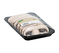 Signature Farms Mushrooms Portabello Sliced - 8 Oz