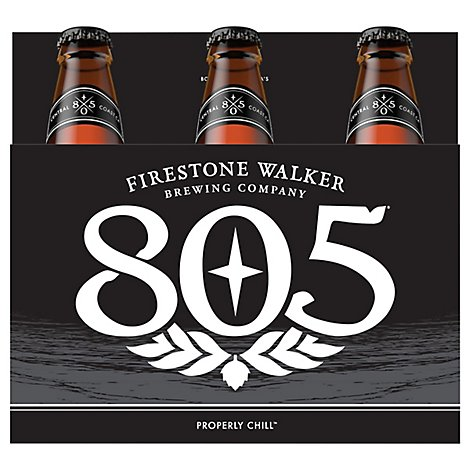 Firestone 805 Bottles - 6-12 Fl. Oz.