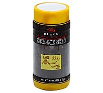 JFC Sesame Seeds Black Roasted - 8 Oz