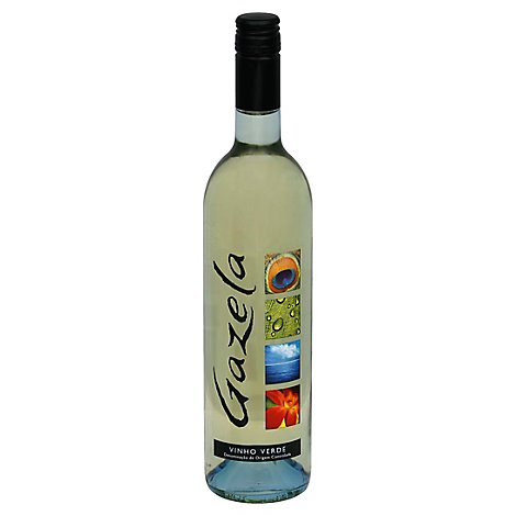 Gazela Wine Vinho Verde - 750 Ml