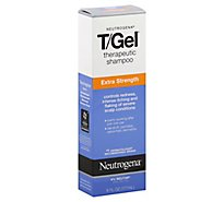 Neutrogena Therapeutic Shampoo T Gel Extra Strength - 6 Fl. Oz.