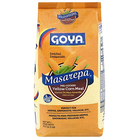 Goya Corn Meal Yellow Bag - 35.2 Oz