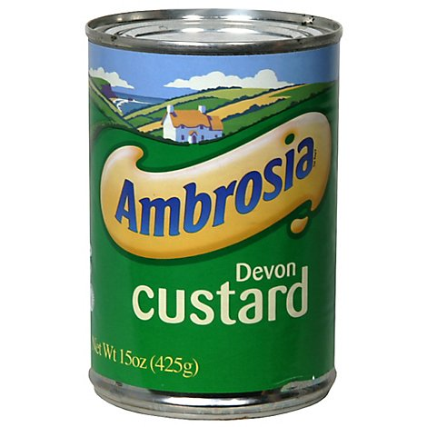 Ambrosia Devon Custard - 14.1 Oz