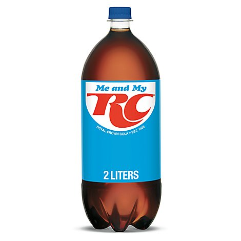RC Cola Soda - 2 Liter